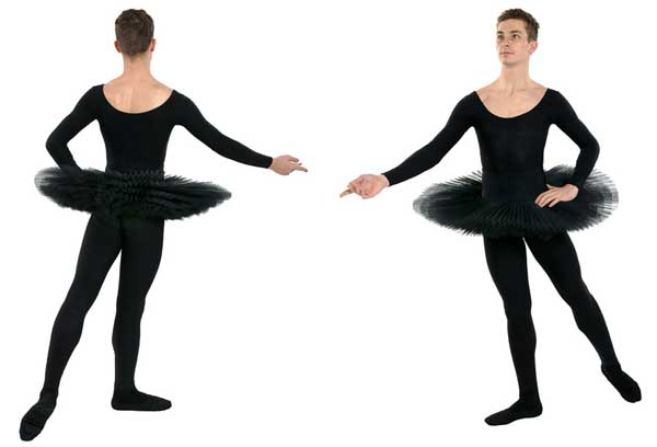 Wear Moi International Mens Tutus